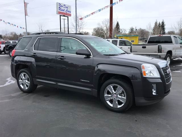 Spokane Used gmc Terrain
