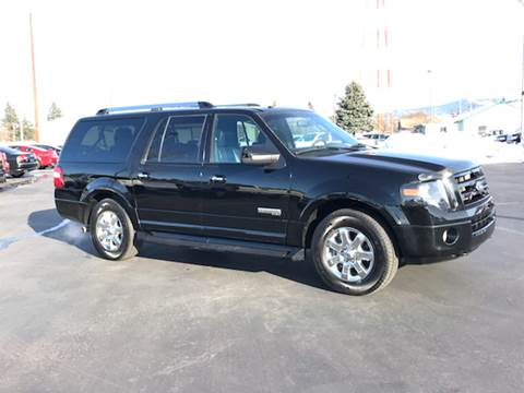 Ford Expedition El For Sale At New Deal Used Cars In Spokane Valley Wa