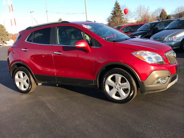 Spokane Used buick Encore