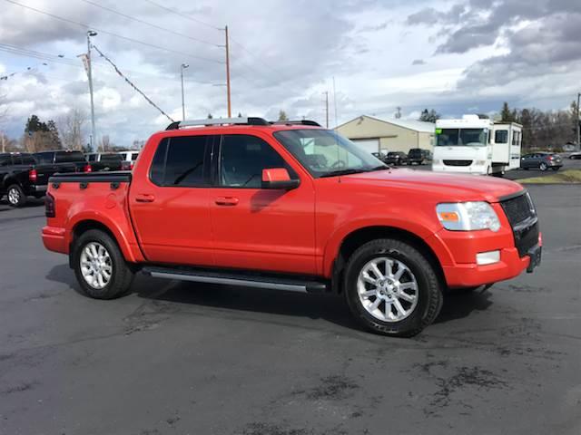 Spokane Used ford Explorer Sport Trac
