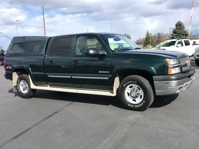Spokane Used chevrolet Silverado 1500HD