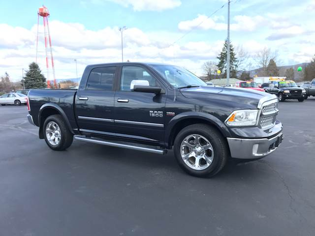 Spokane Used ram Ram Pickup 1500