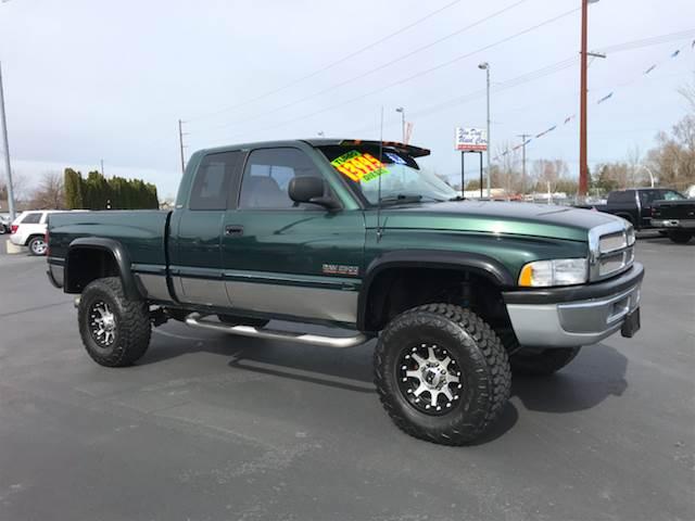 Spokane Used dodge Ram Pickup 2500