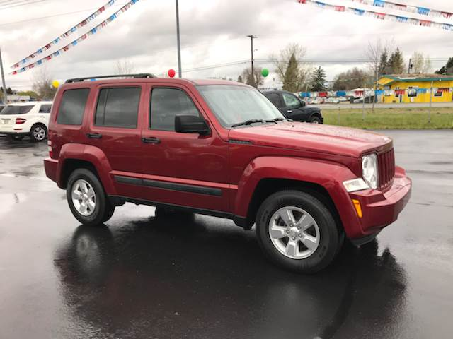 Spokane Used jeep Liberty