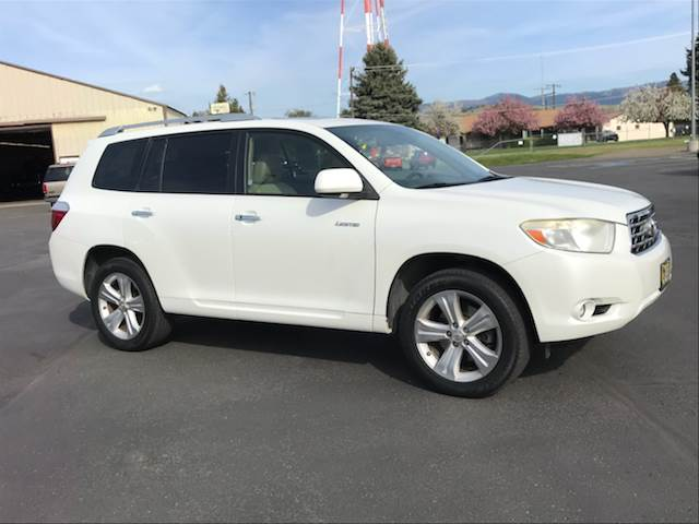 2008 Toyota Highlander Limited In Spokane Valley Wa New Deal Used Cars