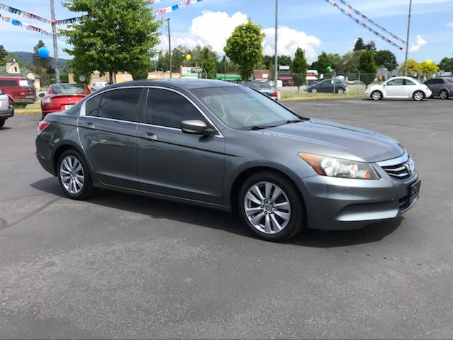 Spokane Used honda Accord