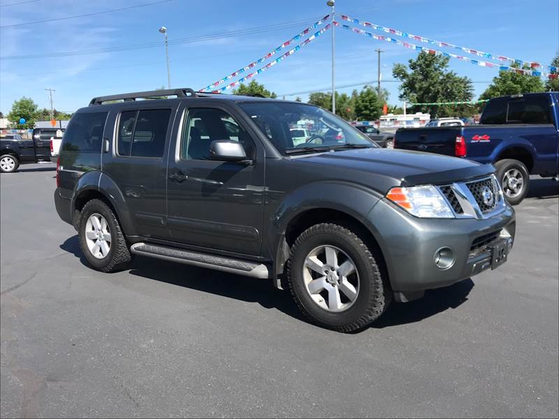 Spokane Used nissan Pathfinder