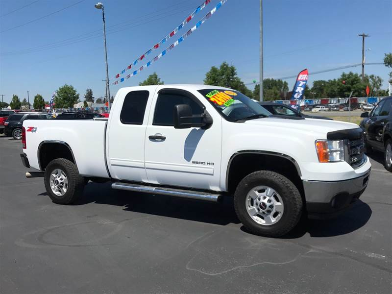 Spokane Used gmc Sierra 2500HD