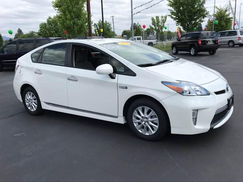 Spokane Used toyota Prius Plug-in Hybrid