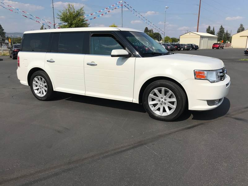 Spokane Used ford Flex