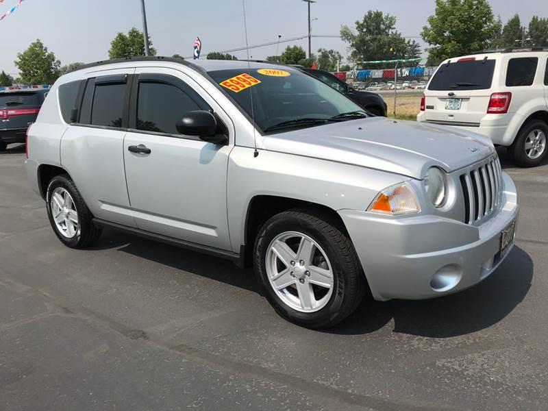 Spokane Used jeep Compass