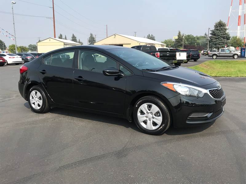 Spokane Used kia Forte