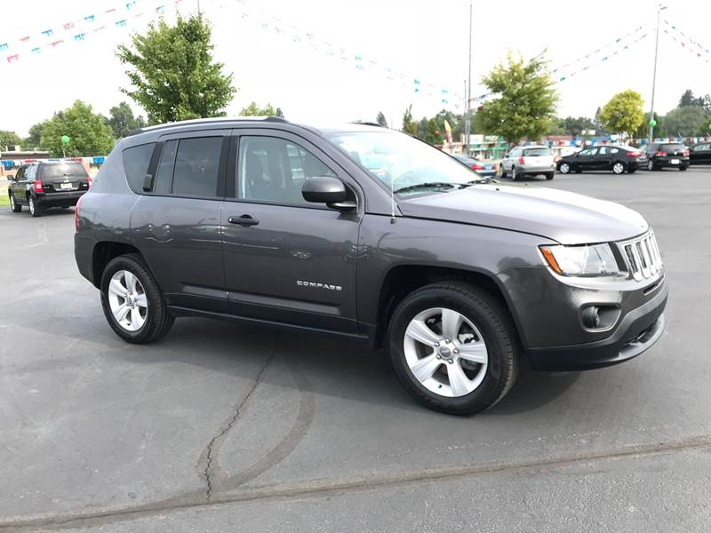 Spokane Used jeep Compass