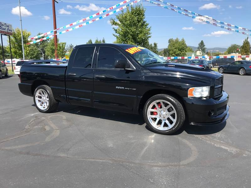 Spokane Used dodge Ram Pickup 1500 SRT-10