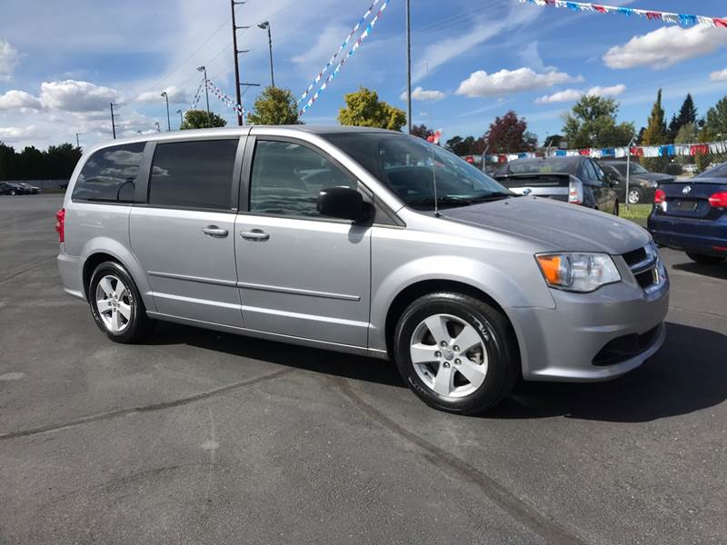 Spokane Used dodge Grand Caravan