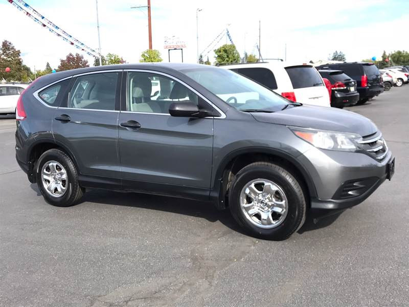 Spokane Used honda CR-V