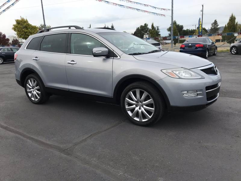 Spokane Used mazda CX-9