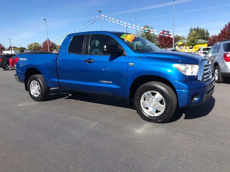 Perfect 2008 Toyota Tundra For Sale At New Deal Used Cars In Spokane Valley WA