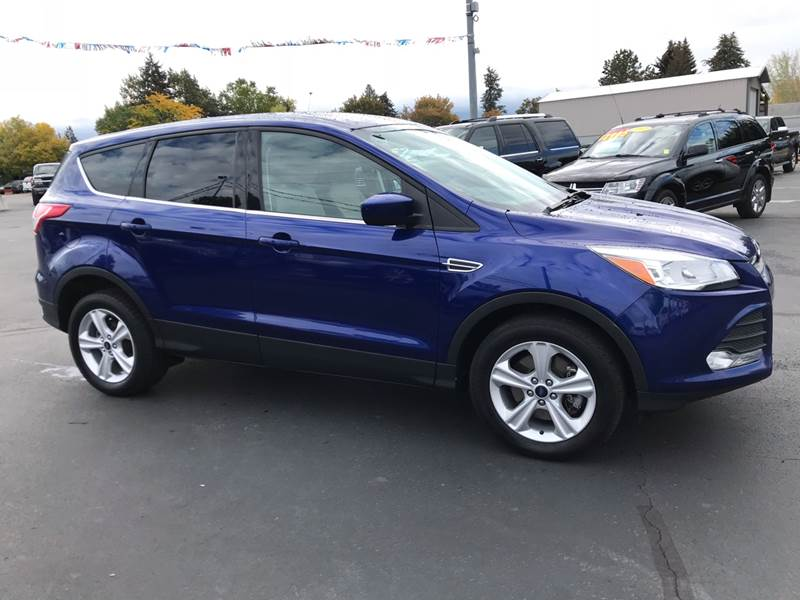 Spokane Used ford Escape