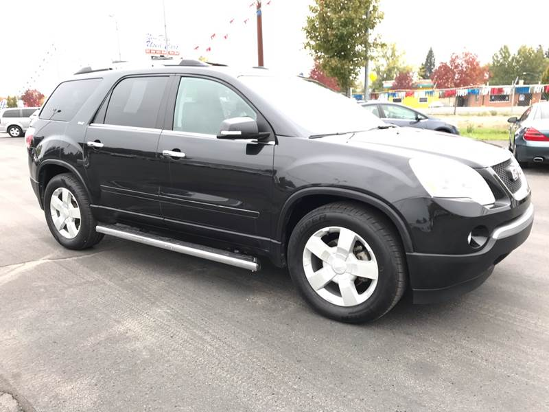 Spokane Used gmc Acadia
