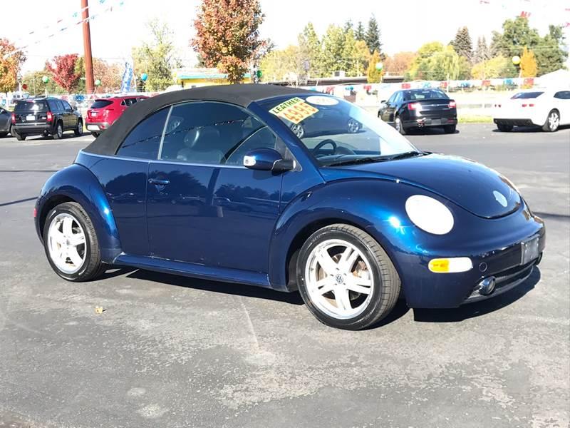 Spokane Used volkswagen New Beetle