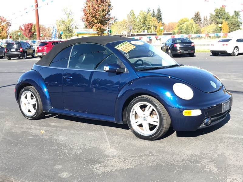 Spokane Used volkswagen New Beetle