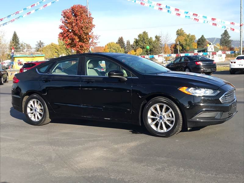 Spokane Used ford Fusion
