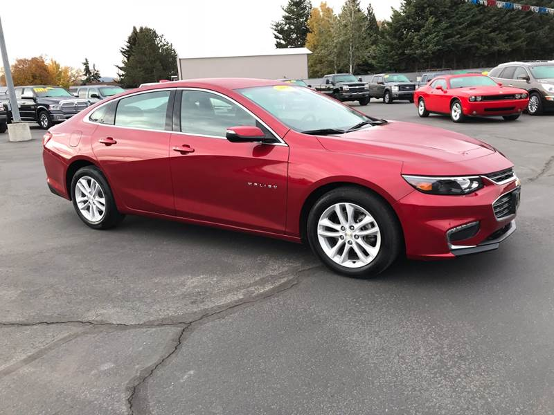 Spokane Used chevrolet Malibu