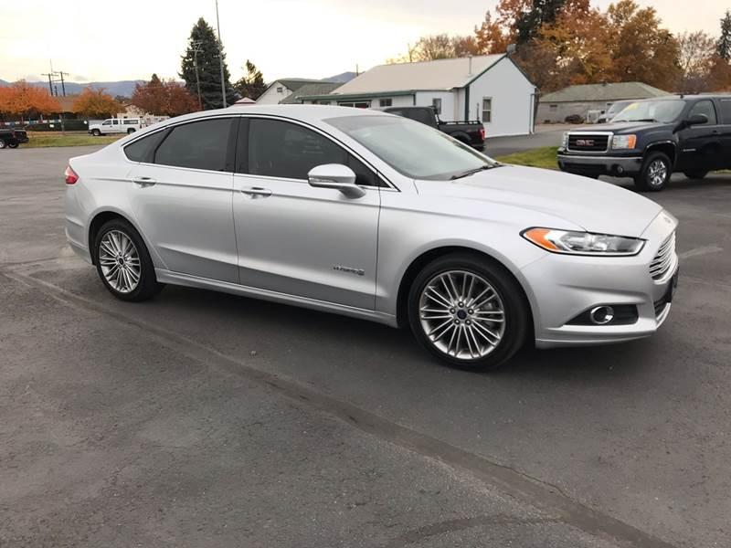 Spokane Used ford Fusion Hybrid