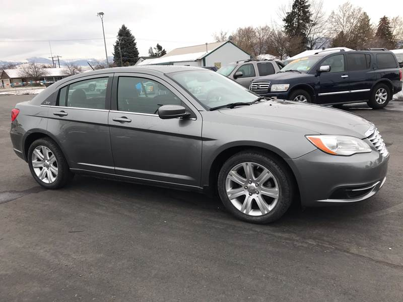 Spokane Used chrysler 200