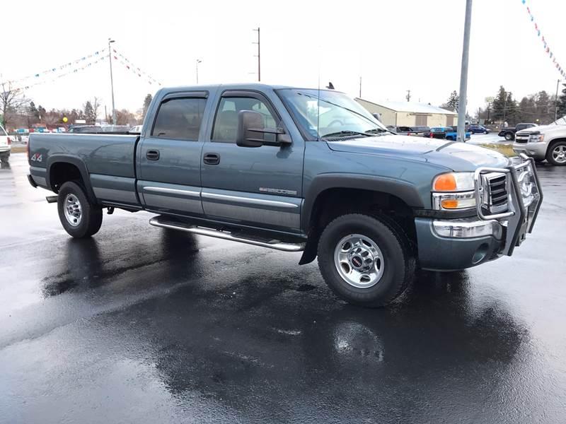 Spokane Used gmc Sierra 2500HD