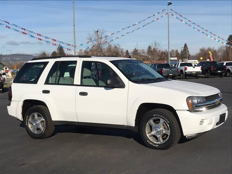 Spokane Used chevrolet TrailBlazer