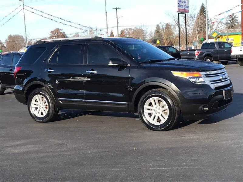 Spokane Used ford Explorer