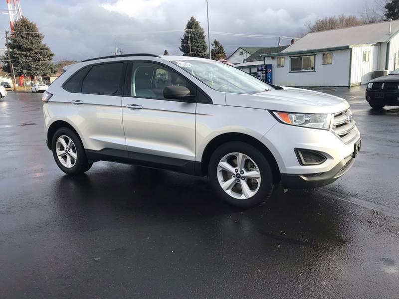 Spokane Used ford Edge