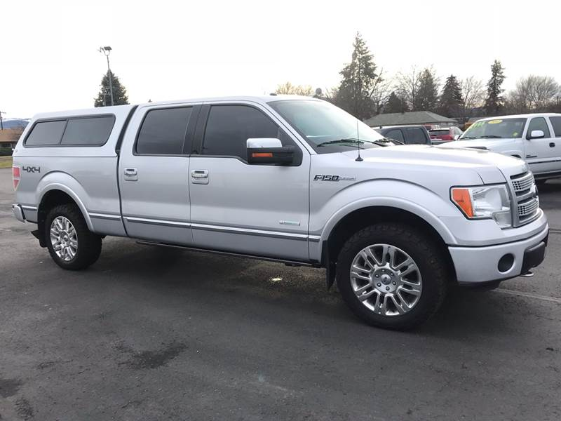 Spokane Used ford F-150