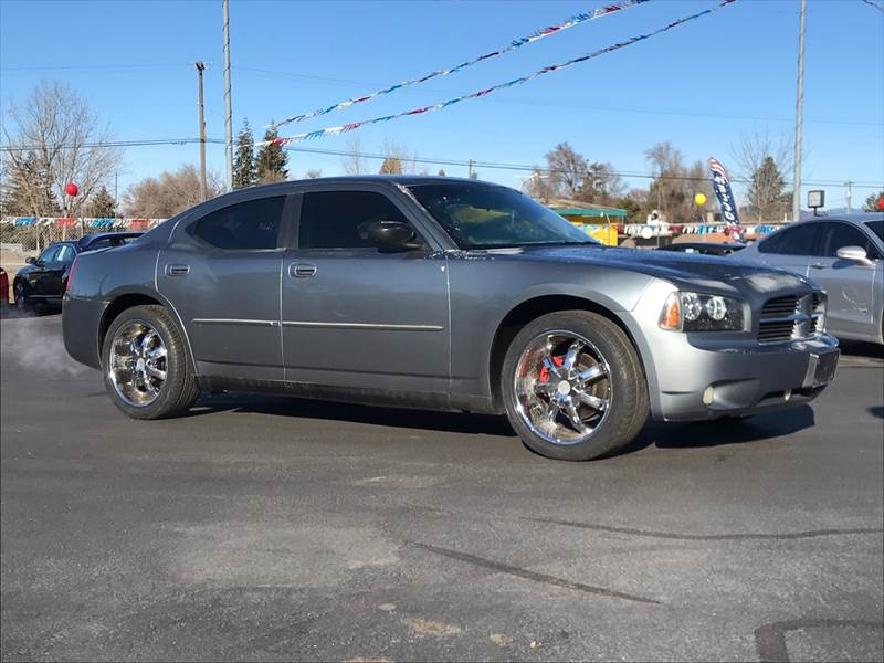Spokane Used dodge Charger
