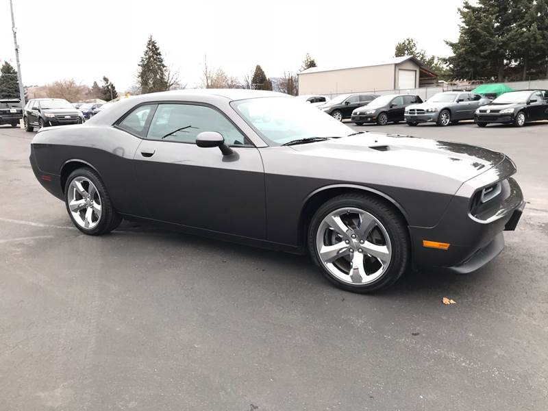 Spokane Used dodge Challenger