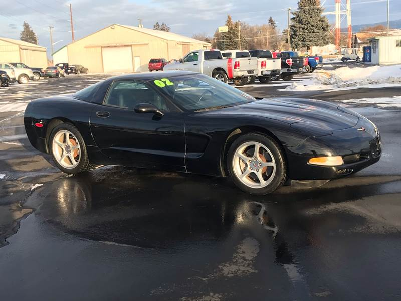 Spokane Used chevrolet Corvette