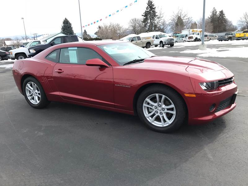 Spokane Used chevrolet Camaro
