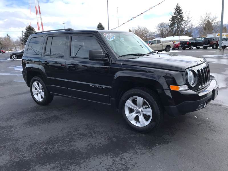Spokane Used jeep Patriot