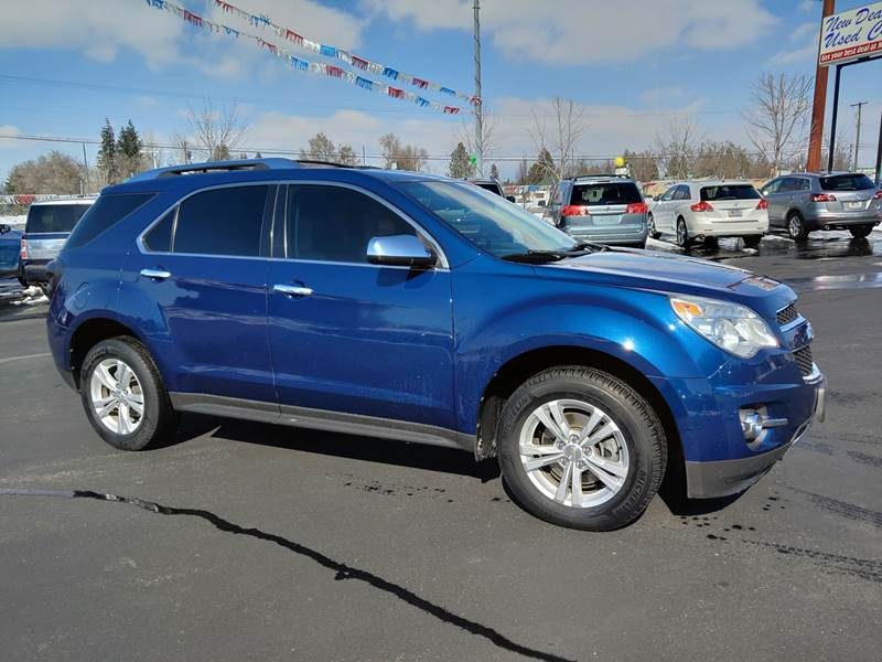 Spokane Used chevrolet Equinox