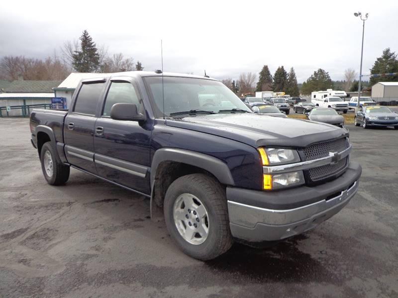 Spokane Used chevrolet Silverado 1500