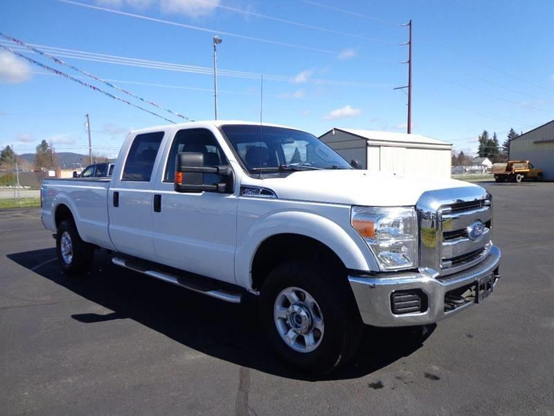 Spokane Used ford F-250 Super Duty