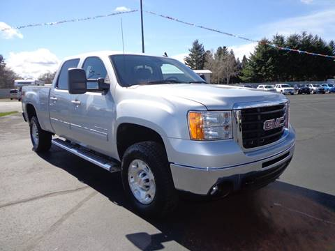 2010 GMC Sierra 2500HD for sale in Spokane Valley, WA