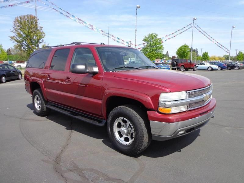 Spokane Used chevrolet Suburban