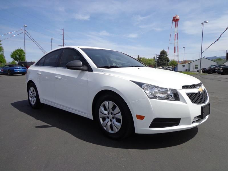 Spokane Used chevrolet Cruze