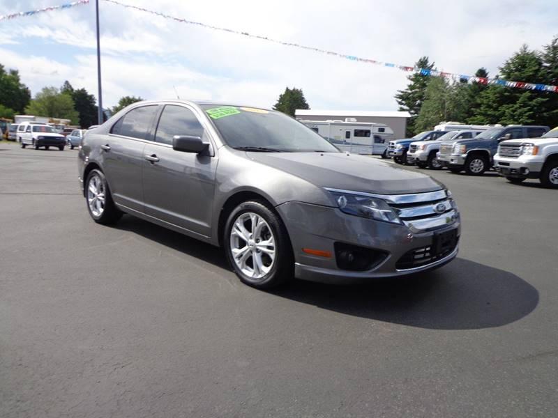 Spokane Used ford Fusion