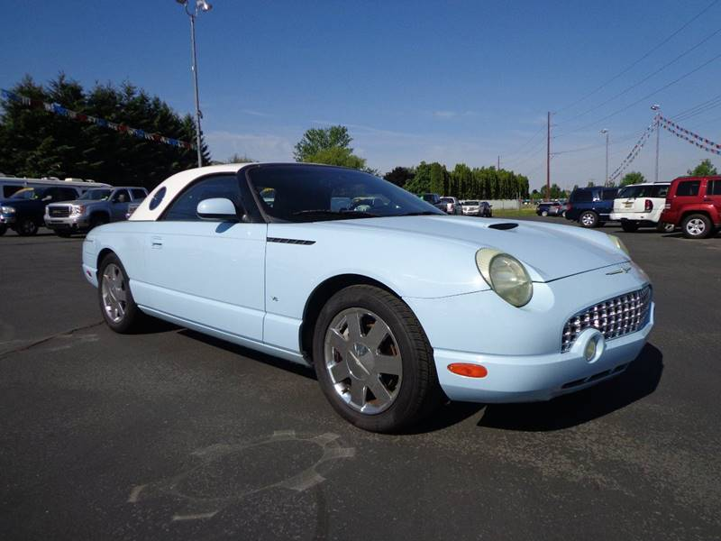 Spokane Used ford Thunderbird