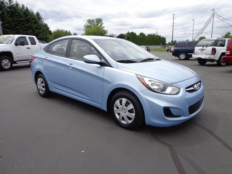 Spokane Used hyundai Accent