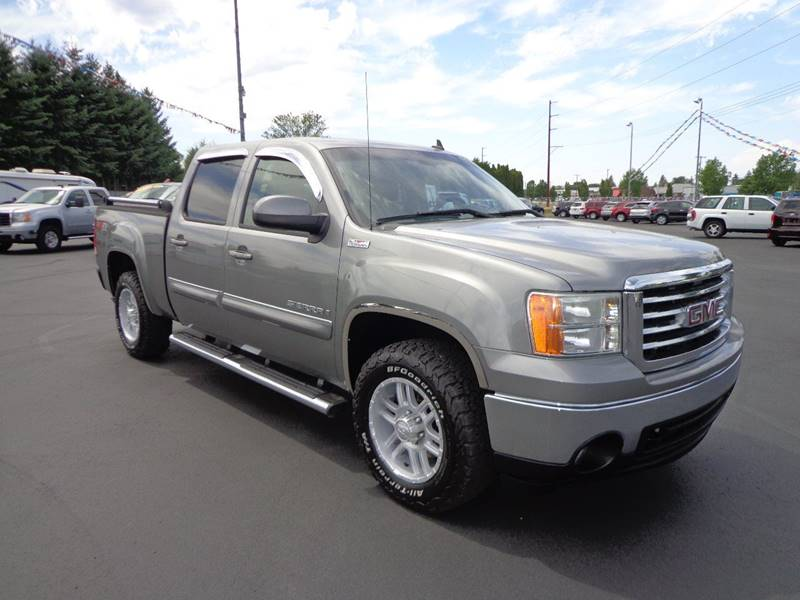 Spokane Used gmc Sierra 1500